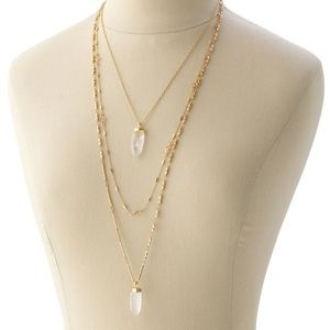 Stella and Dot Aria necklace